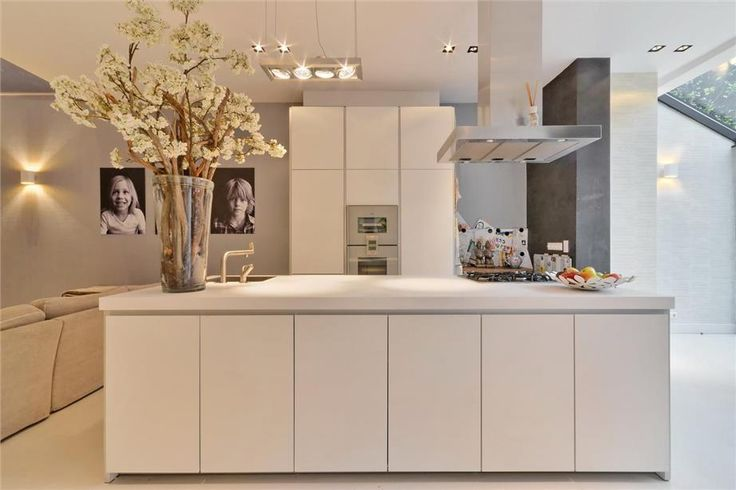 Culimaat Ligna Designkeuken : 1000+ images about Home - Kitchen White ...