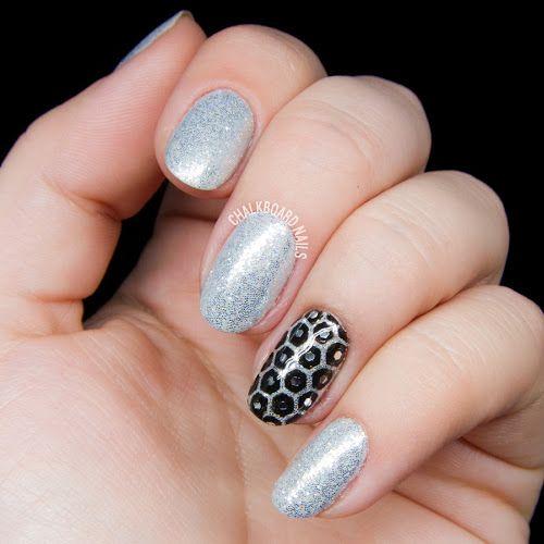 Chalkboard Nail Polish: 25+ Best Ideas About Chalkboard Nails On Pinterest