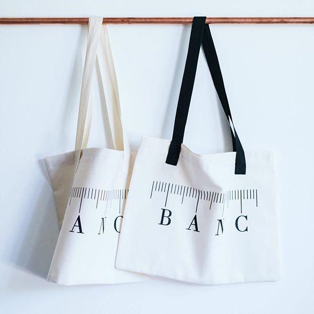 BANC gift bags.