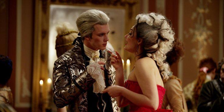 Saphirblau - Gideon (Jannis Niewöhner) & Gwendolyn (Maria Ehrich)