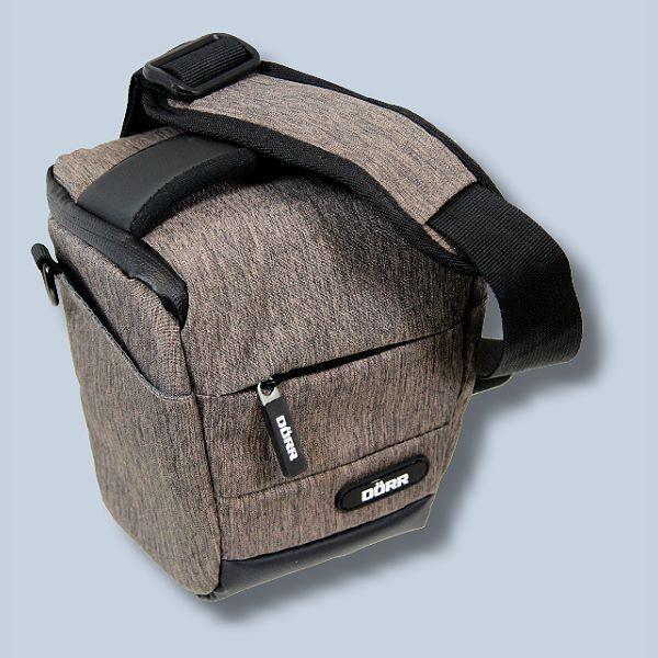 Halfter-Fototasche für Canon EOS 77D 800D 100D 1000D 760D 750D 650D 600D 550D 500D - Colt Kameratasche Tasche braun hmmbr