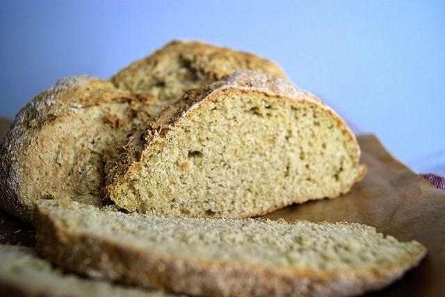 szczypta smaQ: Chleb irlandzki na maślance