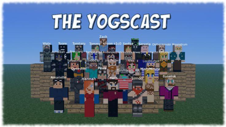 Сборка на майнкрафт yogcast