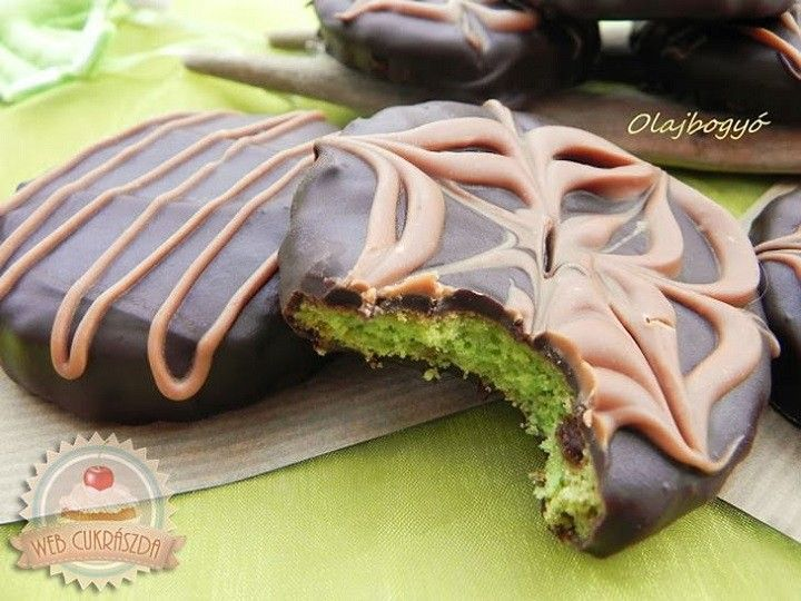 Mentás csokis kekszek - MindenegybenBlog