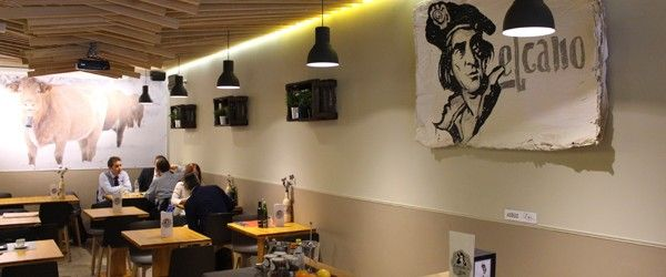 La Parrilla de Elcano. No sólo carne estupenda en el barrio de Salamanca.Madrid Cool Blog