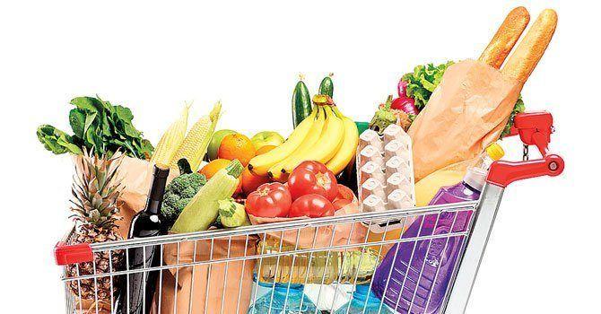 Una lista de compras sana | Adelgazar – Bajar de Peso