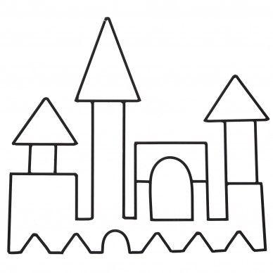 Luhta Home Linna-naulakko #luhta #luhtahome #naulakko #lapset
