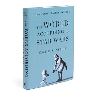 Cass Sunstein's book, The World According to Star Wars, is readable, approachable, and gives you the tools to bring lessons from your favorite saga to bear on our modern political landscape.