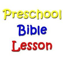 Preschool Bible Lessons - totally free Including: Preschoolers knowing God/ Preschoolers knowing Jesus/ Creation Lessons/ David & Goliath/ Ruth & Naomi Lesson/ Samson Lessons /Gideon Lessons AND LOTS LOTS MORE. Also includes links to other sites with free preschool bible lessons. Great site to check out!