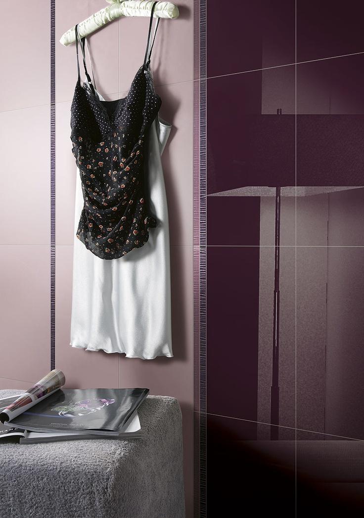 Classique fa ence et carrelage pour murs carrel s salle - Salles de bain aubade ...