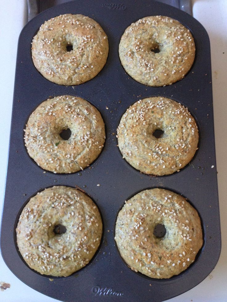 IMG 7080 Slow Carb Bagel Recipe {Gluten & Grain Free}