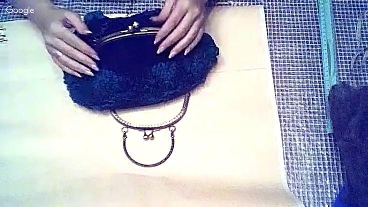 Запись трансляции Валяная сумочка на фермуаре. Часть 1