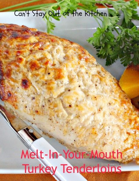 Melt-In-Your-Mouth Turkey Tenderloins - IMG_1384