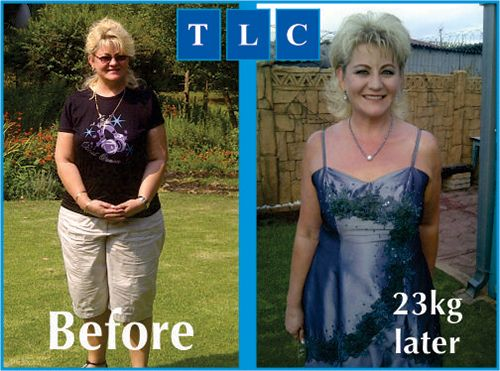 TLC For Wellbeing : Read Lorraine's weightloss success story here:  http://tlcforwellbeing.com/lorraine-a-123.html