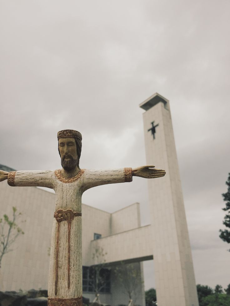 Monastery of st. Clare in JEJU island. It is located in st. Isidol ranch
