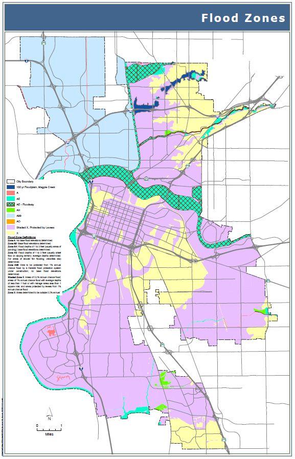 flood maps Sacramento