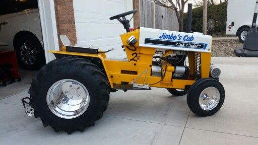 Cub Cadet Pulling Tractors : Best images about tractors on pinterest gardens john