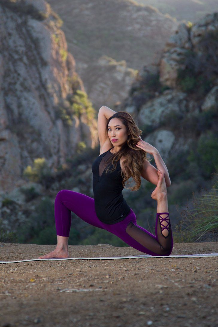 How Fitness Queen Cassey Ho Took All the Risks and Followed Her Heart