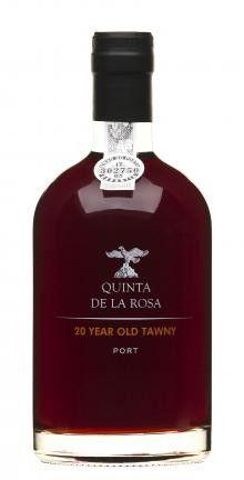 Vinho do Porto Tawny 20 Anos da Quinta De La Rosa