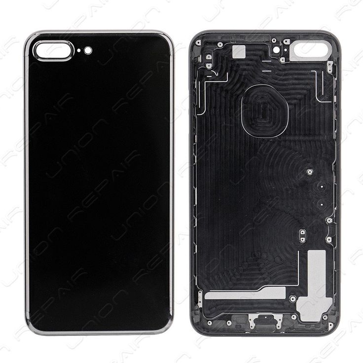Replacement for iPhone 7 Plus Back Cover - Jet Black    This cover have the small scratches,not the 100% beautify appearance.    Compatible With: Apple iPhone 7 Plus    Specification:  Color: Jet Black  M...