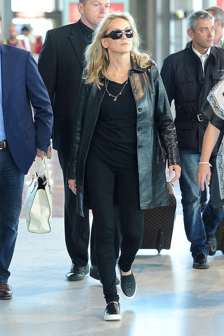 festival internacional de cine de Cannes 2013 - Sharon Stone