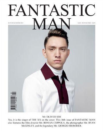 Jop van Bennekom for Fantastic Man