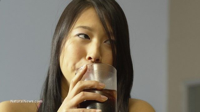 Drinking soda rapidly accelerates aging and leads to early death