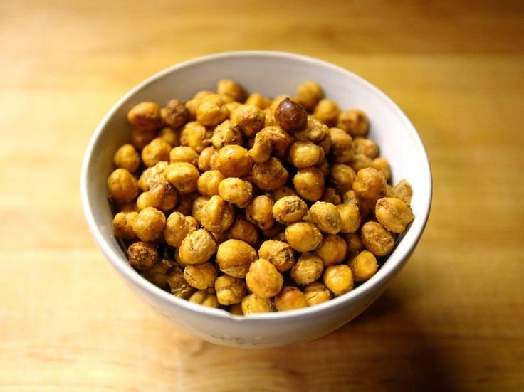 Fajita-Spiced Roasted Chickpeas | In the Kitchen | Pinterest