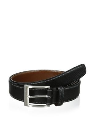 J.Campbell Los Angeles Men's Double-Stitched Belt
