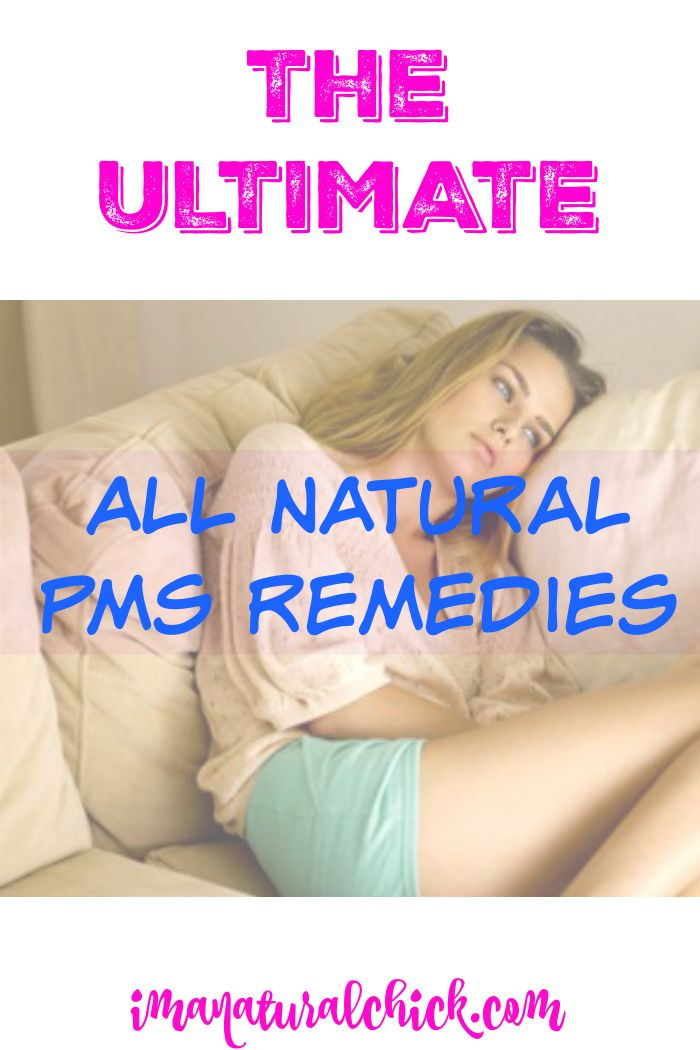 how to get rid of period pain naturally