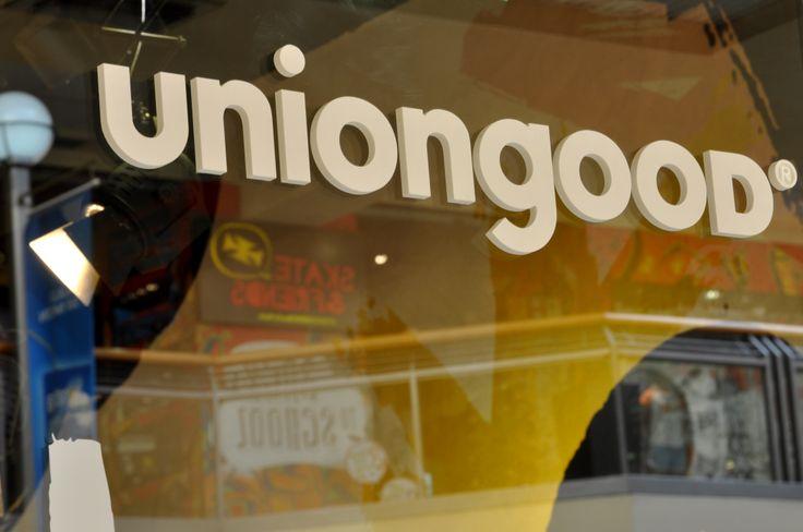 Rediseño de Identidad Corporativa y Campaña Gráfica.   Trabajo asociado a hachetresele  2013/2014.  #UnionGood in # UnicenterShopping  Redesign of Corporate Identity and Graphic Campaign
