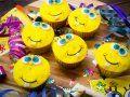 Receta de Cupcakes de Bob Esponja