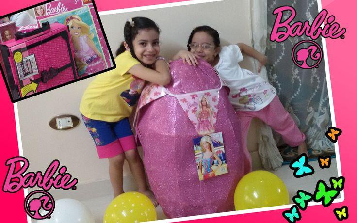 Giant surprise egg Barbie toys ,Barbie dream house life , super giant Ba...