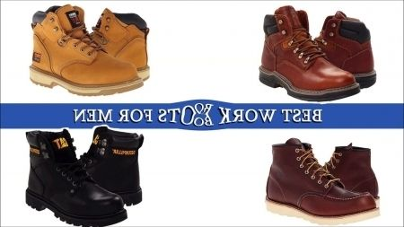 Awesome Most Comfortable Work Boots For Men Pictures