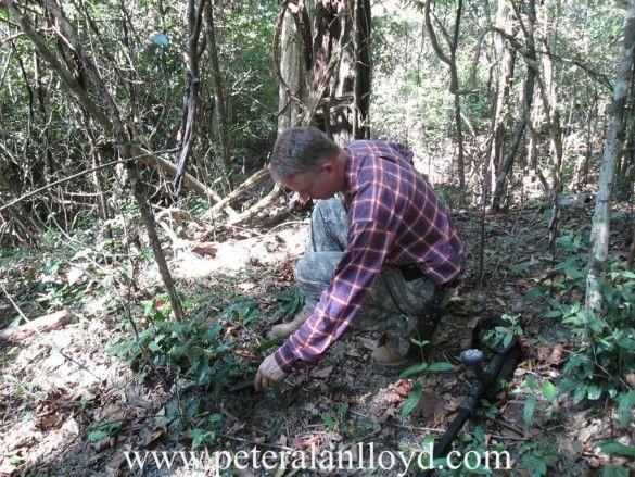 Vietnam War MIAs: Man Finds His Father's Plane Crash Site & Remains in the Laotian Jungle.