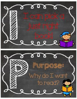 Enjoy this I PICK freebie for your classroom! They are primary colored chalkboard-style posters. There are two sizes of posters, half of a page and a third of a page. These coordinate my Daily 5 poster freebie! If you like these, please check out my Motivational Classroom Poster set, which is also primary colored chalkboard style.
