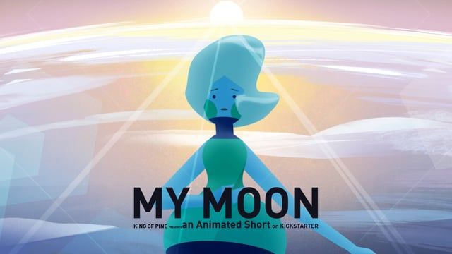 My Moon is a seven minute 2D animated short film about the Earth, Moon and Sun depicted as human relationships.  Please check out The Kickstarter Page to help making this film!!!  https://www.kickstarter.com/projects/mymoonfilm/my-moon-animated-short-film http://kck.st/2nOX7Ug  https://www.facebook.com/mymoonfilm/ mymoonfilm@gmail.com  Animation - Natan Moura, Eusong Lee Color/Design/Story - Eusong Lee http://eusong.com/ Producer - Sarah Kambara Music & Sound Design - David Kam...