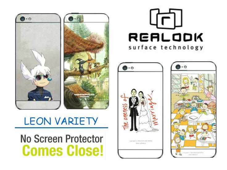 Realook Leon Variety