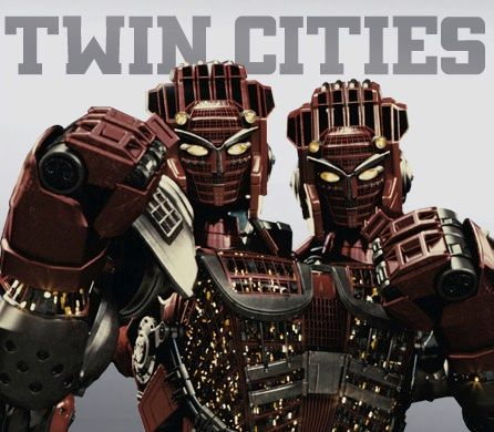 real steel twin cities - Google Search