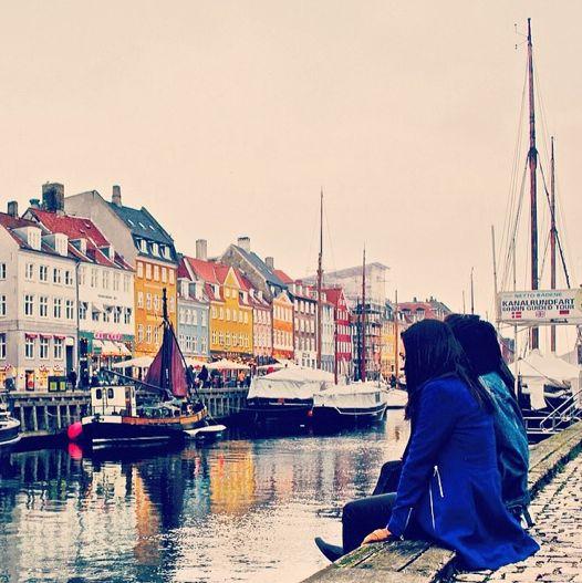 Nyhaven, Copenhagen, Denmark - 8 Fairytale Travel Destination #travel