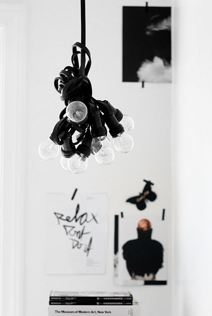 bundled bulbs