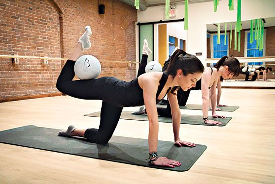 barre method..I workout at the Raintree Athletic Club and they offer Barre. Such a good workout. http://www.raintreeathleticclub.com