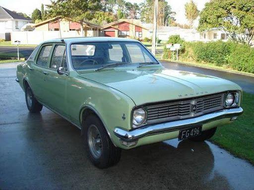 Holden HT Kingswood