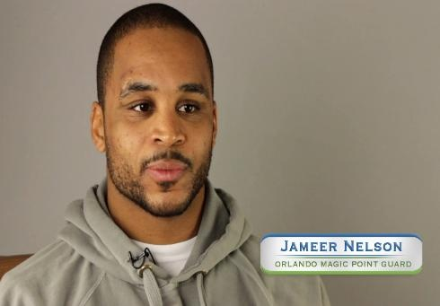 Jameer Nelson - Interviewed on Sportsideo http://sportsideo.comSportsideo Httpsportsideocom