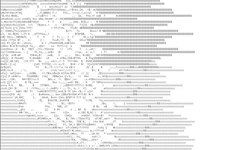 One Line Ascii Art Animals : The best ascii art ideas on pinterest line