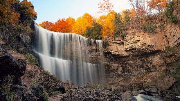 Webster's Fall, Hamilton, Ontario