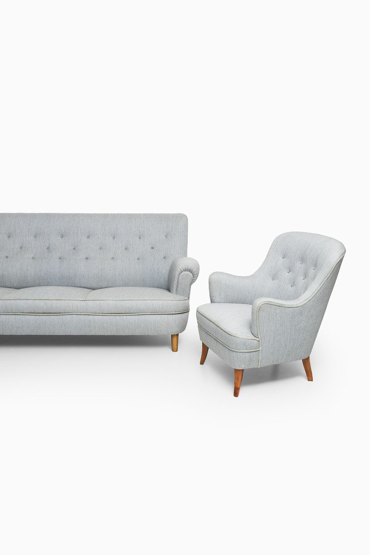 Carl Malmsten Easy Chair
