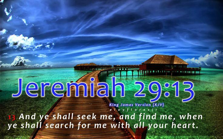 60 best images about bible verses on pinterest - Jer 29 11 kjv ...