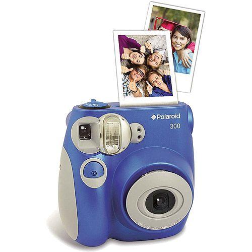 Polaroid 300 Instant Film Camera - Walmart.com