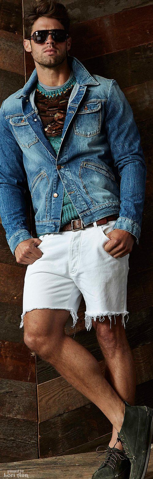 Michael Bastian Spring 2015 Menswear  Just Kick Back and RELAX